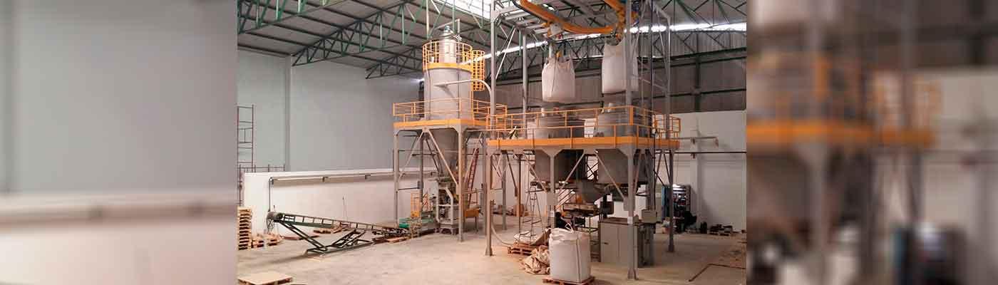 Plantas Industriais