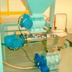 Peneira centrifuga