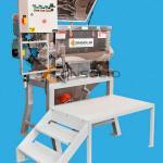 Misturador industrial alimentício