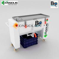 Misturador de adubo orgânico