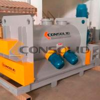 Misturador industrial de fertilizantes